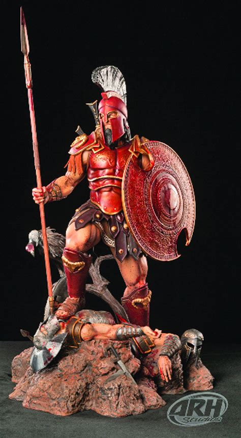 Jan142014 Ares God Of War 14 Scale Statue A Previews