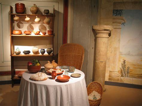 cuisine rome antique accueil musée archéologique d 39 argentomagus