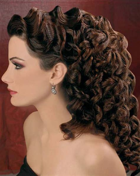 wedding bridal hairstyles  long hair  bride hairs