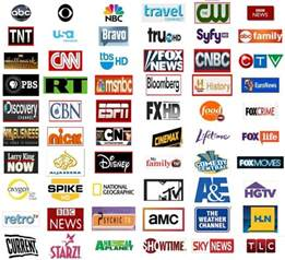 Adult Cable TV Channel Logos