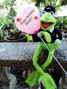 Happy Birthday Kermit Frog