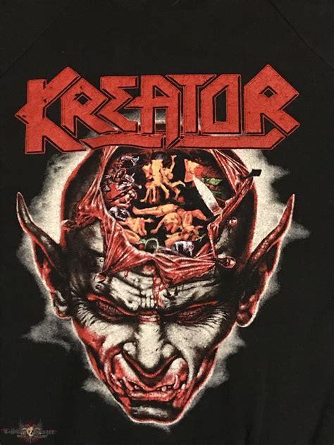 tshirt coma kreator coma of souls europe tour 39 90