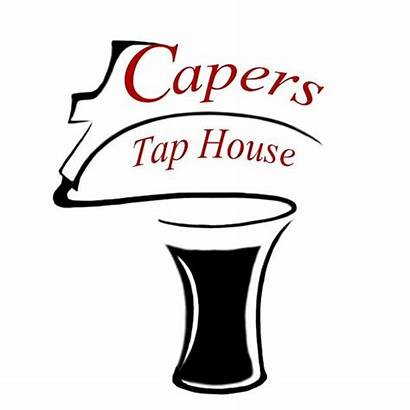 Capers Tap Casual Dining Categories