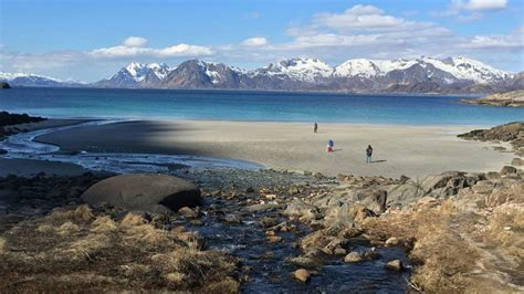 lofoten islands an arctic beach vacation