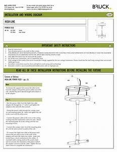 Installation And Wiring Diagram Important Safety