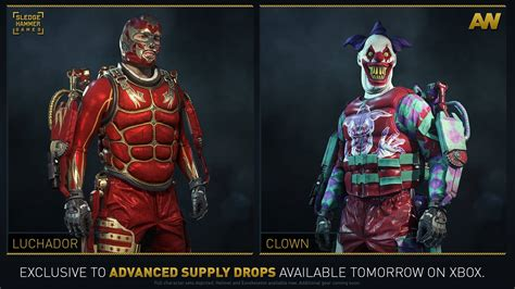 samourai siege five gear sets now available in advanced supply drops