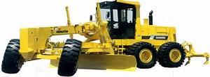 Komatsu Motor Grader Gd750a  Gd825a Factory Service  U0026 Shop