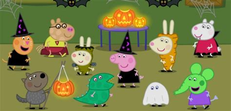 Brandnew Halloween Fun With Peppa Pig! Activities Clip And Show!  Mom Blog Society