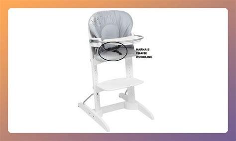 harnais chaise haute woodline b 233 b 233 confort les b 233 b 233 s du bonheur