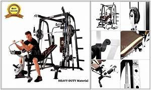 Home Gym Weight Training Body Muscles Full Fitness Set