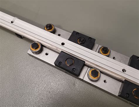 linear rail linearachse ina 950mm slide guide dispatch