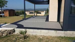 Sol Pour Terrasse : revetement sol pour terrasse ~ Edinachiropracticcenter.com Idées de Décoration
