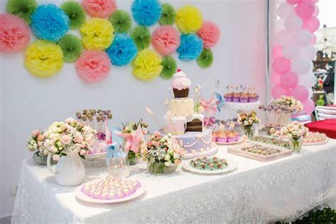 kara s ideas garden themed birthday