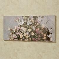 magnificent artistic wall art Magnificent Bouquet Floral Canvas Wall Art