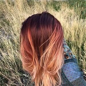 Ombré Hair Auburn : 36 best auburn hair color ideas in 2018 for brown red light dark hair ~ Dode.kayakingforconservation.com Idées de Décoration