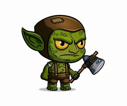 Goblin Character Medieval Characters Royalty Jumping Gameartpartners
