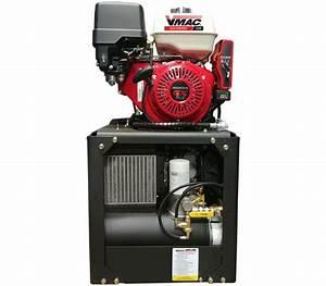Gas Driven Air Compressors