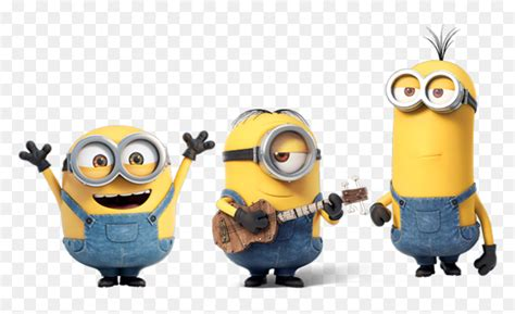 minions transparent background hd png  vhv