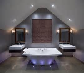 bathroom lighting design luxury bathroom contemporary bathroom by future light design