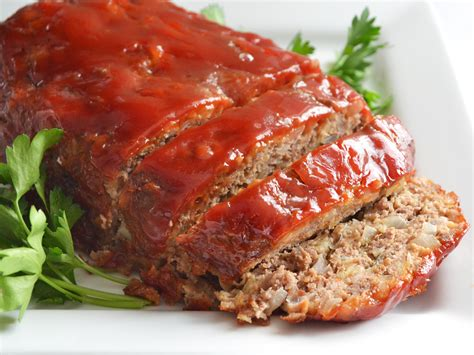 Since it was in the oven for over an hour, you won't risk it going cold too quickly. Meatloaf (My Own Modified) | KeepRecipes: Your Universal Recipe Box
