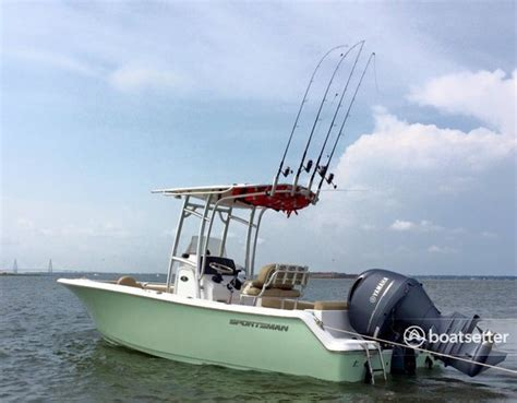 Boatsetter Insurance Policy by Rent A 2015 21 Ft Sportsman Open 212 Center Console In