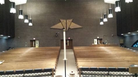 study retrofitting church lighting to led premier