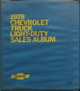 1978 Chevrolet  U00bd