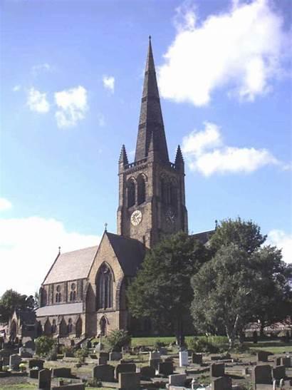 Trinity Church Ossett Holy