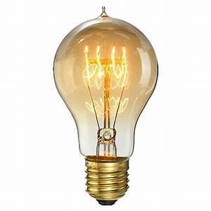 Ampoule Vintage E14 : ampoule e27 incandescente antique ampoule vintage ~ Edinachiropracticcenter.com Idées de Décoration