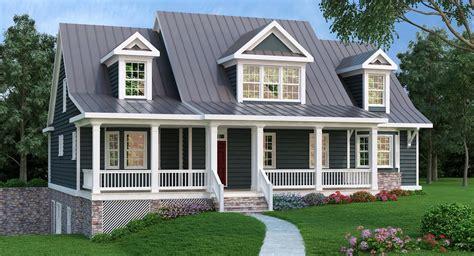 Cape Cod House Plan #104-1158