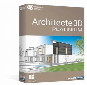 Architecte 3d Platinium 20   Le Logiciel Ultime D