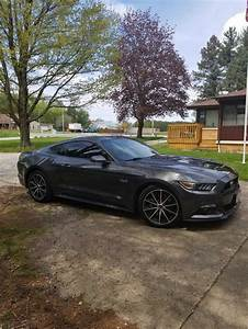 6th generation gray 2016 Ford Mustang GT 5.0 V8 For Sale - MustangCarPlace