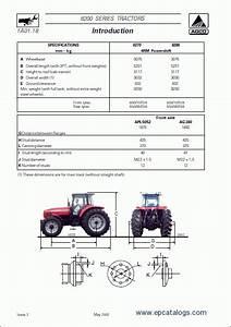 Workshop Service Manual For Massey Ferguson Tractors 8200