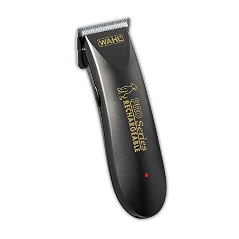 wahl deluxe pro series cordless dog clippers shih tzu