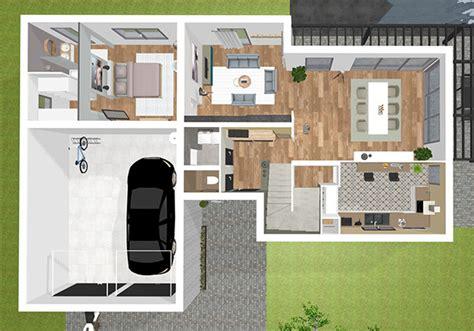 plan cuisine 3d en ligne plan maison 3d logiciel gratuit pour dessiner ses plans 3d