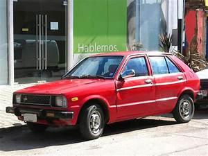 1982 Daihatsu Charade