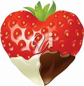 Chocolate Strawberry Clipart - Clipart Suggest
