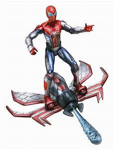 'The Amazing Spider-Man' Movie Toy Images Arrive [Toy Fair ...