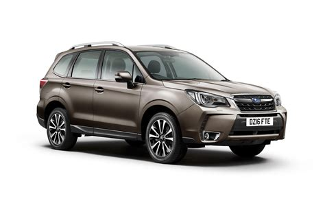 subaru forester 2016 subaru forester gets new styling goes on sale in the
