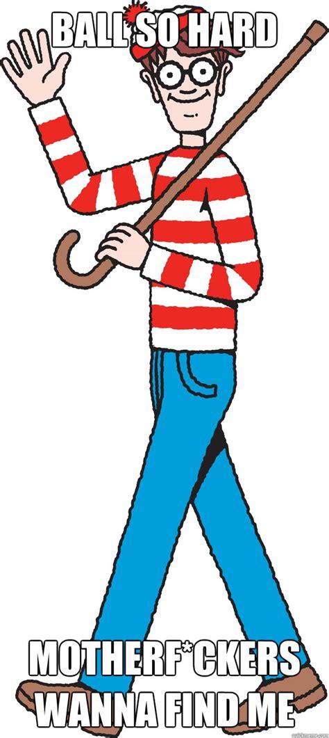 Waldo Meme - wheres wally making use of his topman loyalty card misc quickmeme