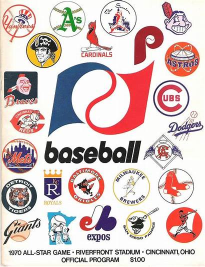 1970 Star Program Sticker Fleer Project Games