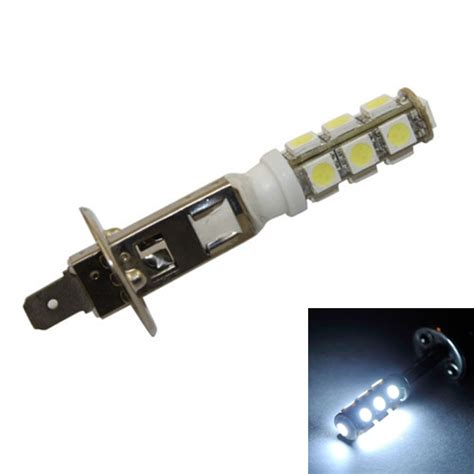 h1 13 smd led car automotive headlight fog light bulbs