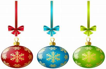 Christmas Ornaments Clipart Printable Coloring Pages Scribblefun