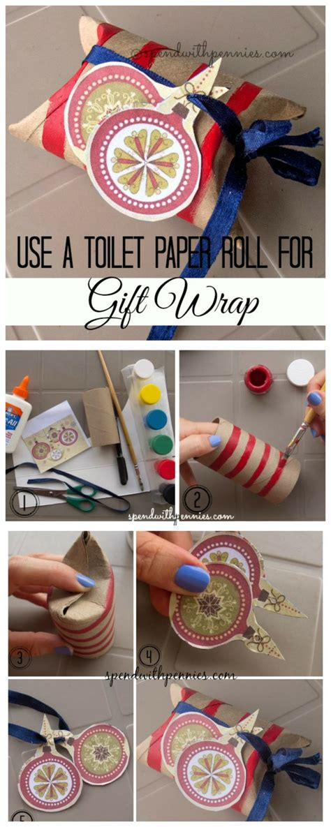 How To Use A Toilet Paper Roll For T Wrap Toilets