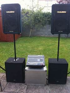 Full Band Pa System For Sale In Clonmel  Tipperary From