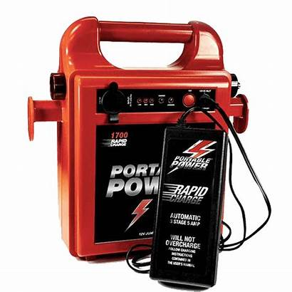 Battery Booster Pack Jump Starter Portable 1800