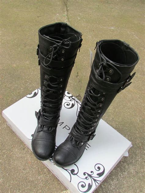 ideas  womens motorcycle boots  pinterest