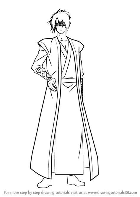 learn   draw hak son  akatsuki  yona akatsuki  yona step  step drawing tutorials