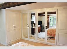 Create The Perfect Look with Hinged Wardrobe Doors