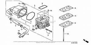 Honda Engines Gx620k1 Vxc Engine  Jpn  Vin  Gdabm